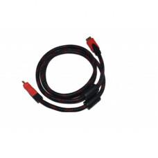 Шнур HDMI-HDMI 1,5м с фильтрами