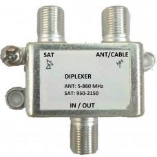 Диплексер с 2 входами Diplexer Sapsan STDP-01